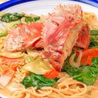 タビエビのスパゲティ ¥2500(冬季限定)のイメージ
